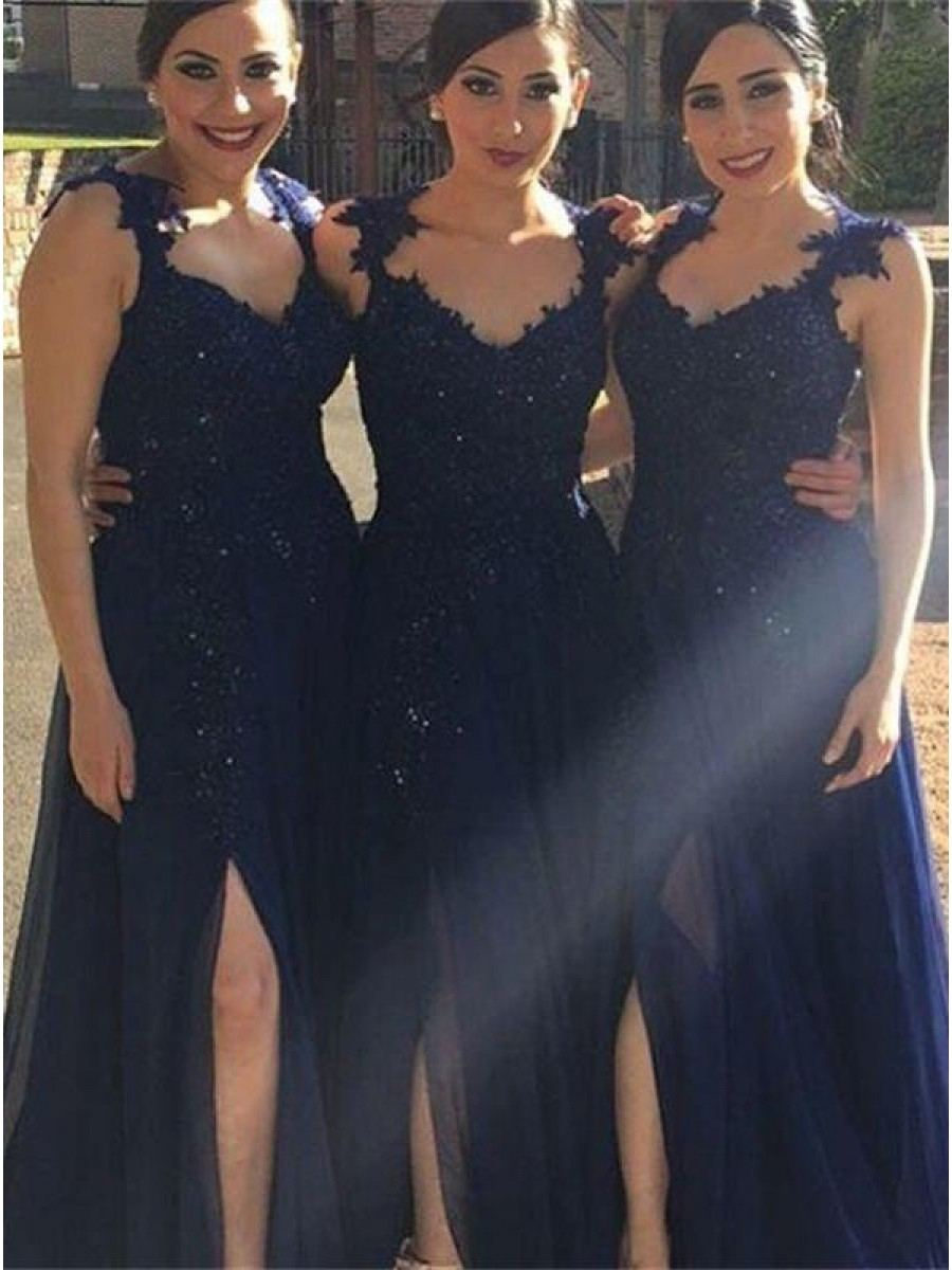 Royal Blue Bridesmaid Dresses Off Shoulder Long With Mermaid 2019 Arabic Formal Wedding Guest Gowns Evening Dress Custom Made Cheap Cheap Plus Size