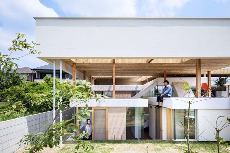 The Umbrella House