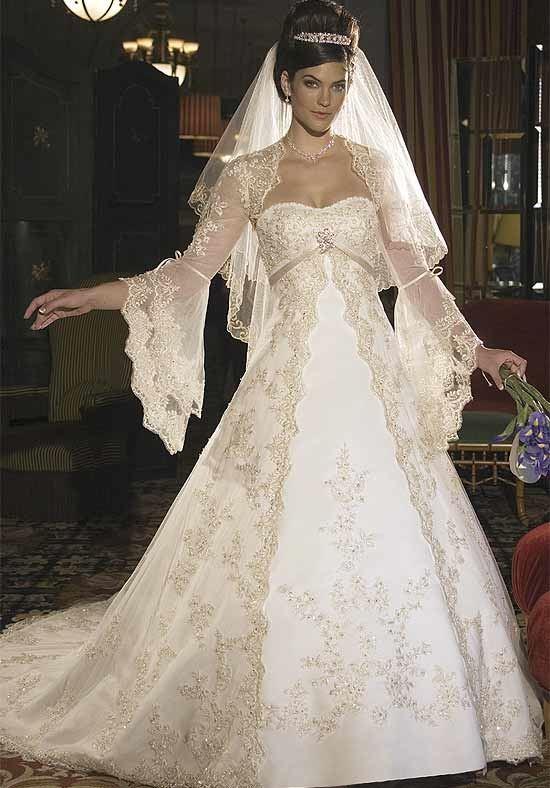 Wedding Dress by P