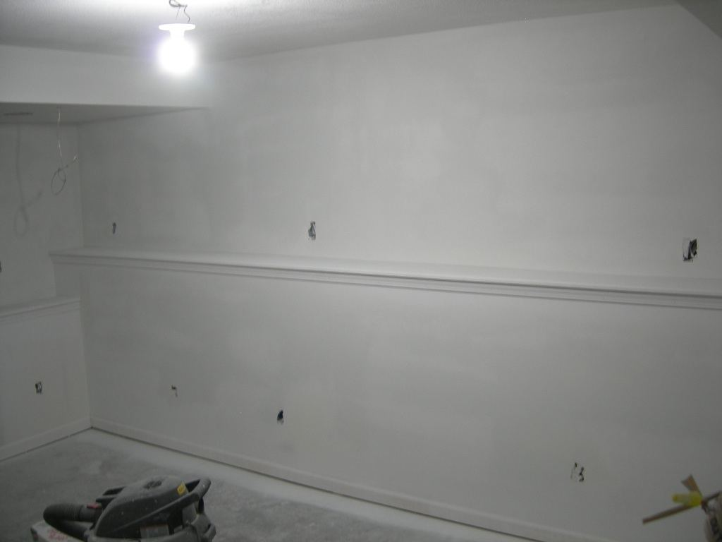 basement wall ideas covering