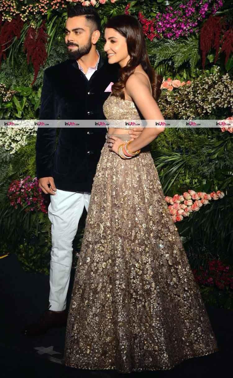 Some videos of Virat Kohli and Anushka Sharma's  wedding