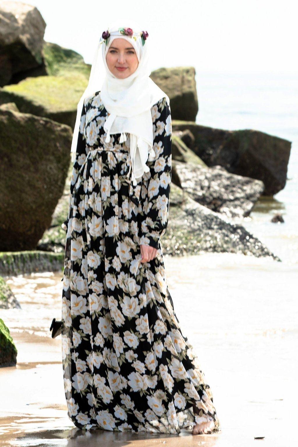 Tobi Maxi Dresses, Rose, Olivia High Slit Maxi Dress, Tobi
