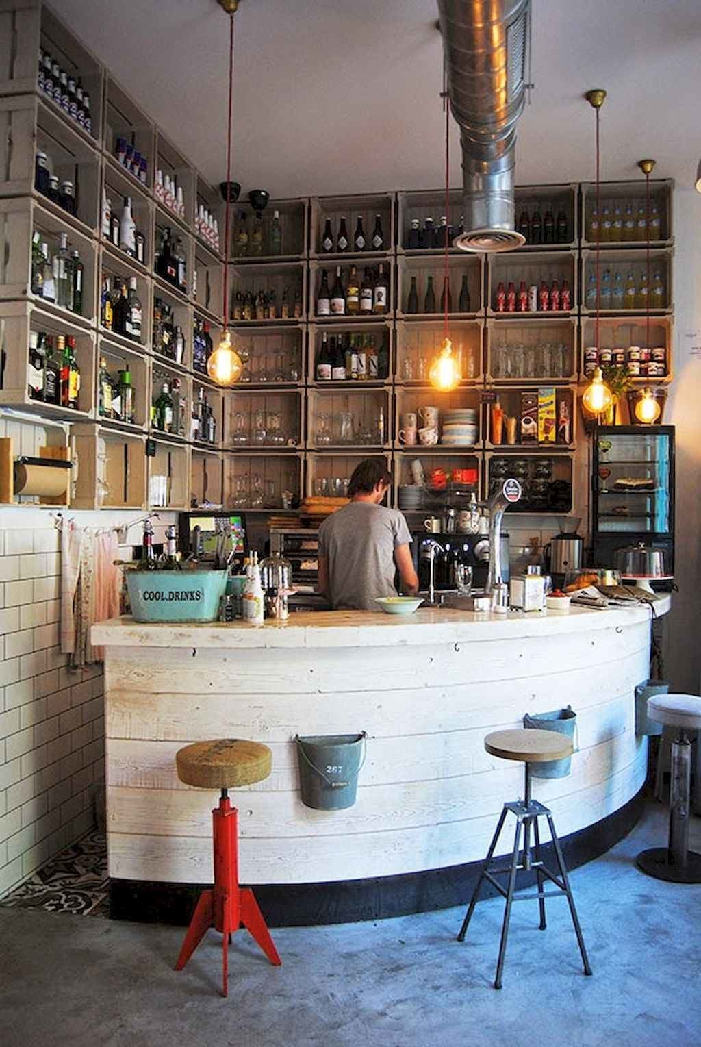 home bar wall decor ideas coffee decorating pictures shelving shelf designs