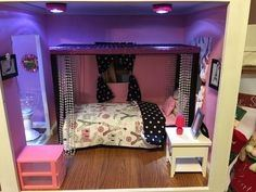 american girl doll bedrooms girl doll bedrooms bedroom ideas for dolls unique house videos setup