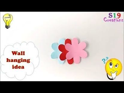 DIY Projects Video: DIY Room decor | Best out of waste