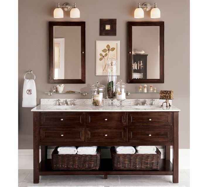 Double Sink Bathroom Vanity Decorating Ideas and also Double Sink Bathroom  Vanity Ideas Master Bathroom Double
