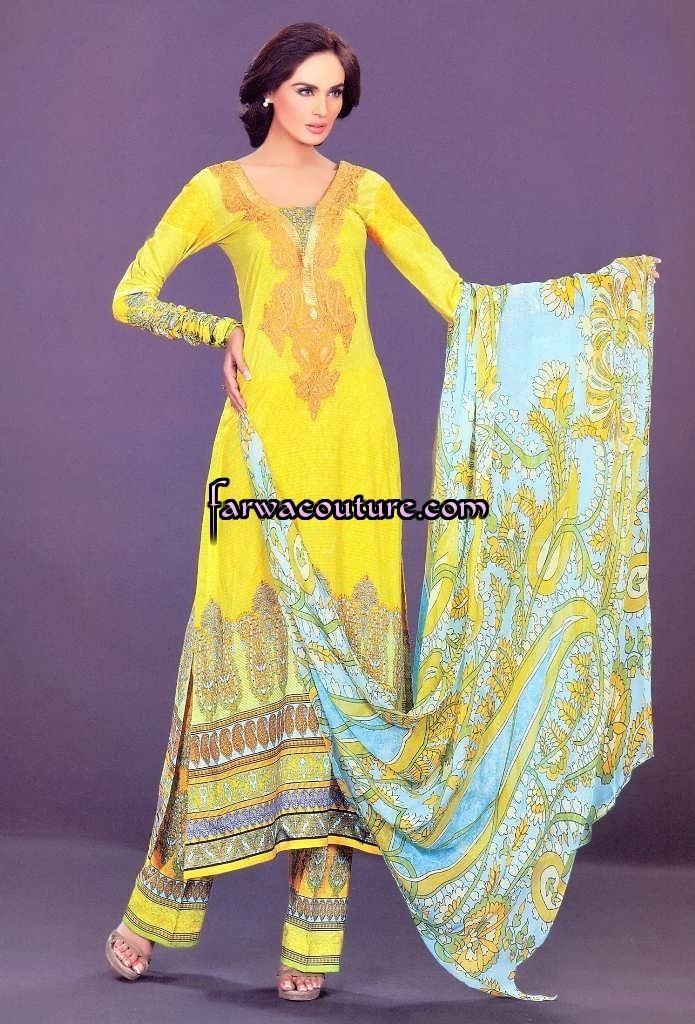 Pakistani Wedding Dresses | Bridal Pakistani dresses designs 2012