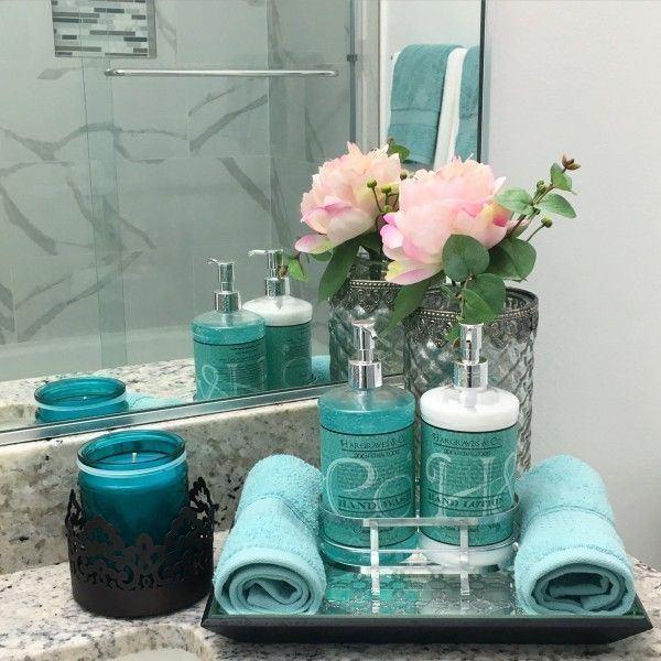 mermaid themed bathroom vintage beach decor decorations ideas accessories  little bathroo