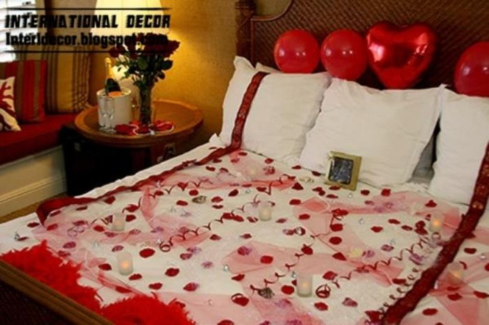 ROMANTIC BEDROOM IDEAS … valentine special