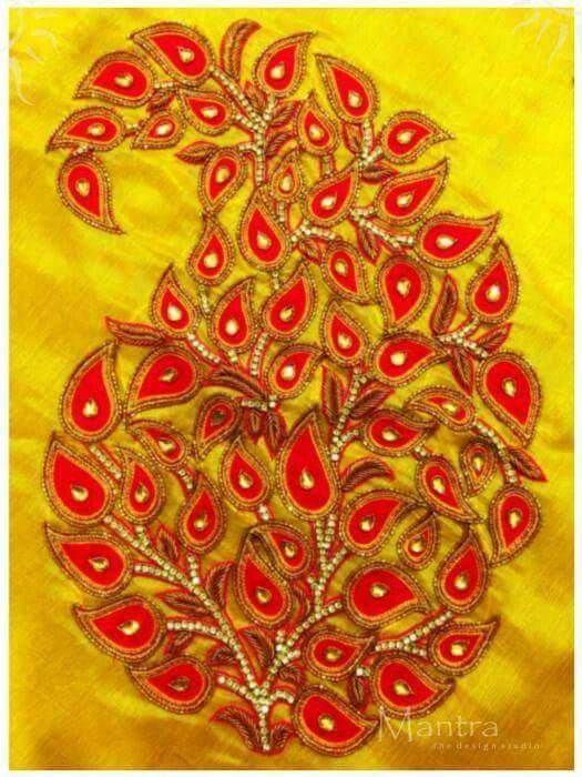 Mango butta embroidery designs 20