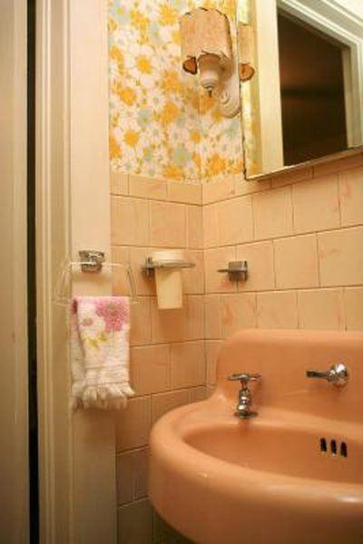 [Bathroom Design] 47 Pictures Neutral Bathroom Tangerine