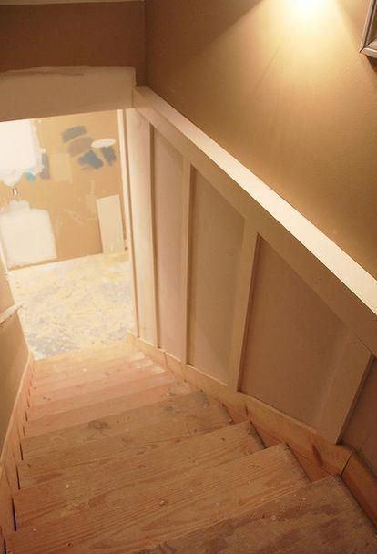 stairwell wall ideas design ideas