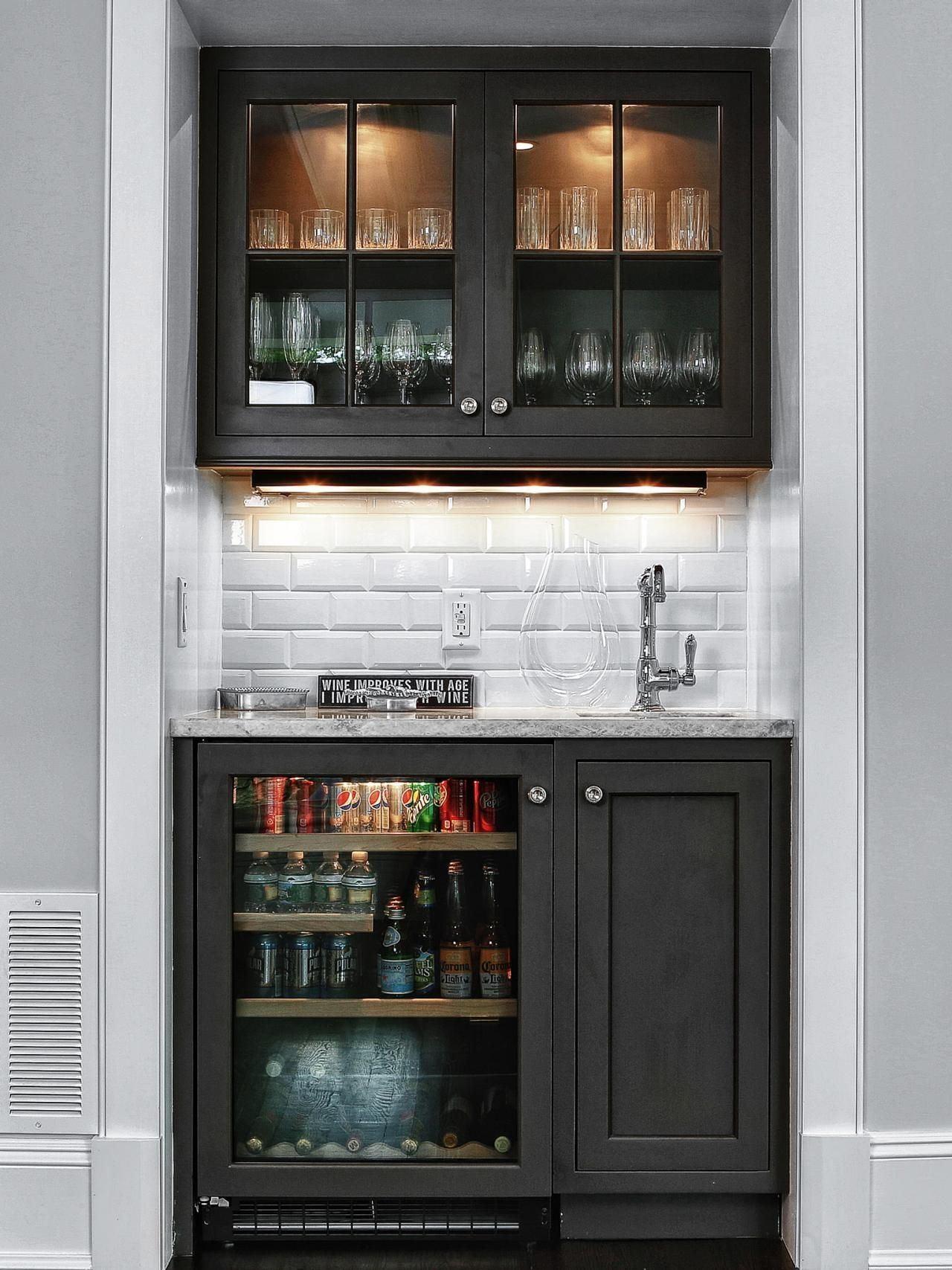 wet bar designs