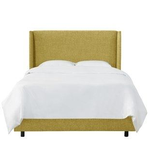 Pulaski Farrah Upholstered California King Panel Bed