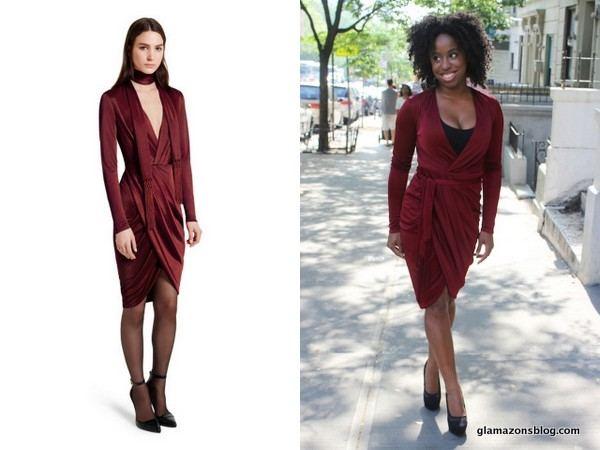 Alice Temperley for Target Crepe Dress in Black $44