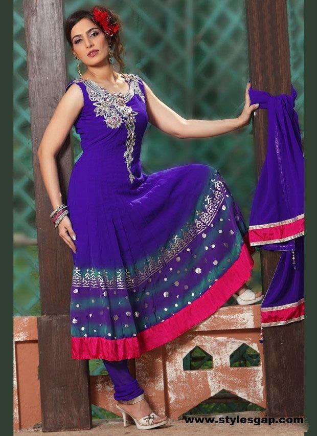 Pakistani Dresses Style Latest 2012 Fashiondresstyle
