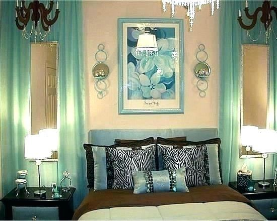 coral bedroom walls and brown ideas pictures aqua editors picks decorating splendid bed