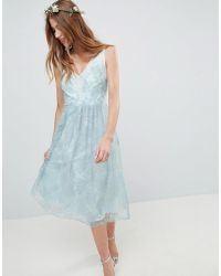 Eva Midi Dress Lovers + Friends $148 BEST SELLER