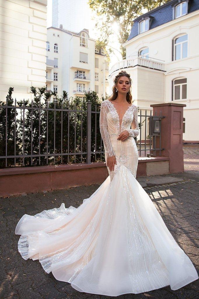 Pucchi Ava Wedding Dress Size 12