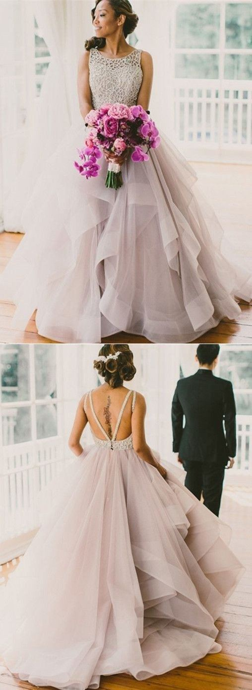 Sparkly Crystal Ball Gown  Corset with Beading Sweetheart Tulle Princess Bridal Gown Wedding Dress