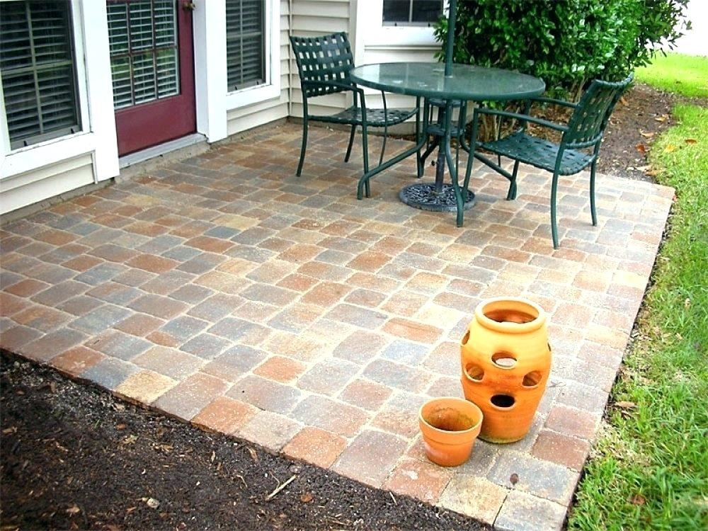 Outdoor Patio Stone Ideas pertaining to Newest Outdoor Paving Ideas  Paving Backyard Ideas Paving Designs For