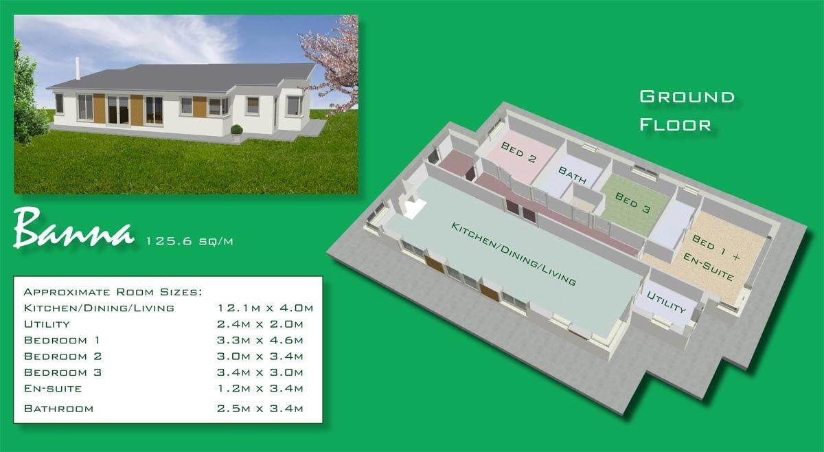 Kingston House, Barna Road *not Available For Aca, Knocknacarra, Co