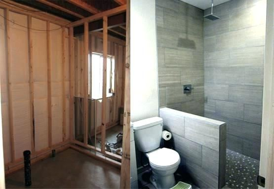 Tin Backsplash Ideas Toilet Craftsman with Barn Wood