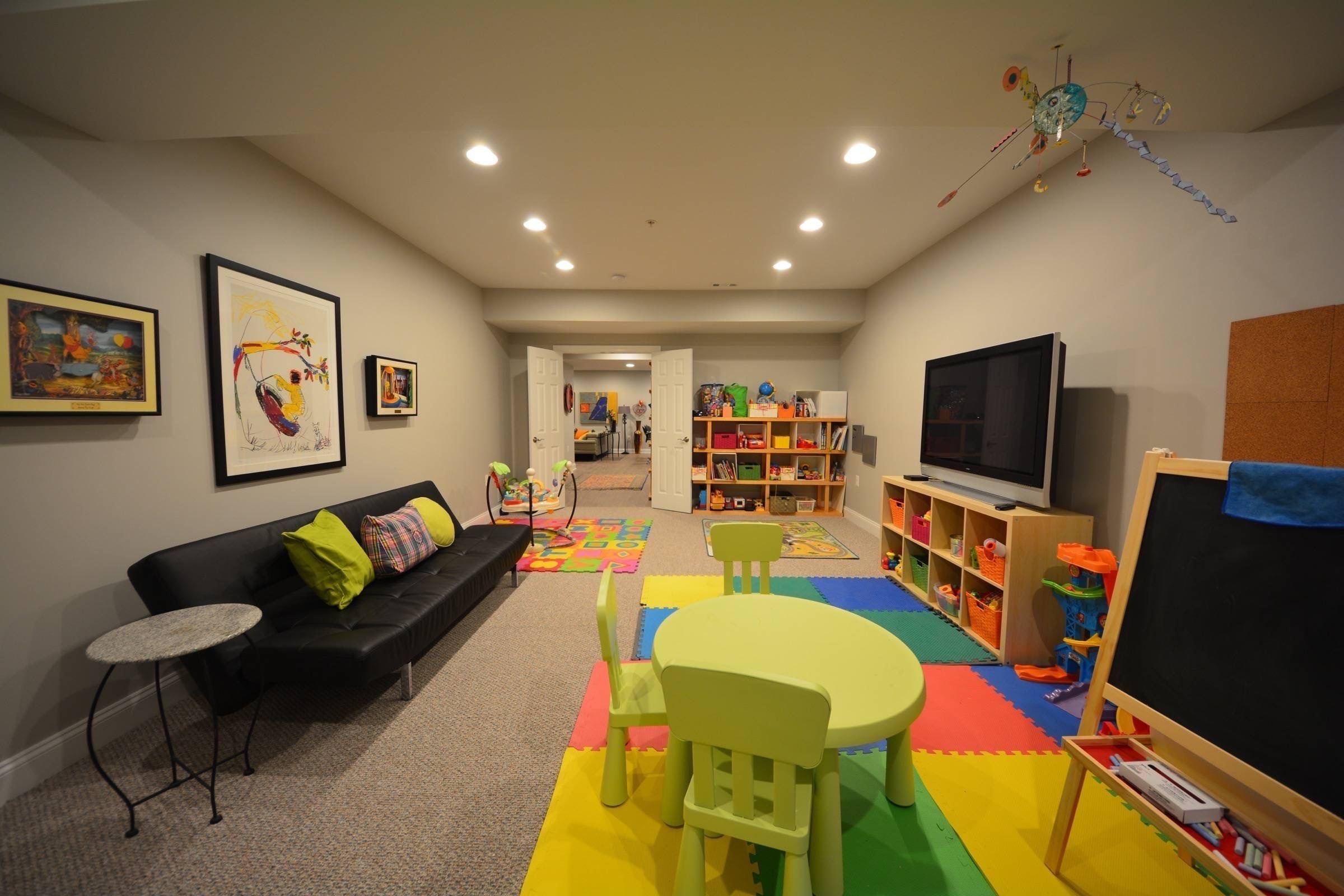 Hot Kids Basement Playroom Ideas Design To Basement Plus Best 19 Kids  Playroom Ideas For Every