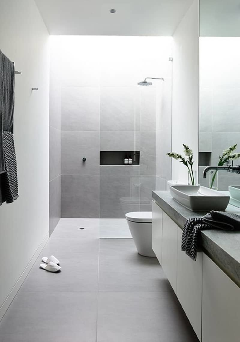 small grey and white bathroom grey bathroom ideas
