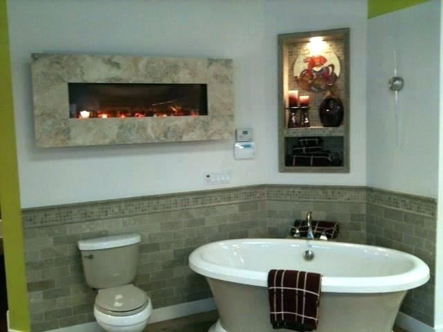 bathroom electric replace large size of replaces wall ideas master incredible fireplace electri