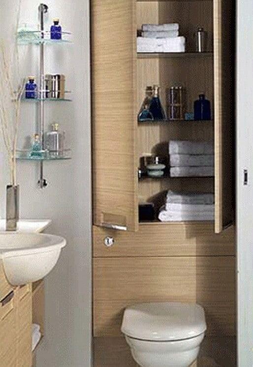 Bathroom Storage and Organization Ideas at the36thavenue