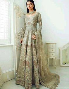 Beautiful desi bride, bridal dress Pakistani