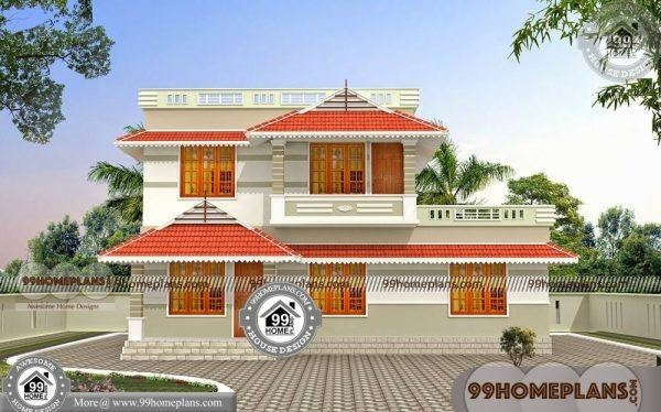 A beautiful small house Front Elevation