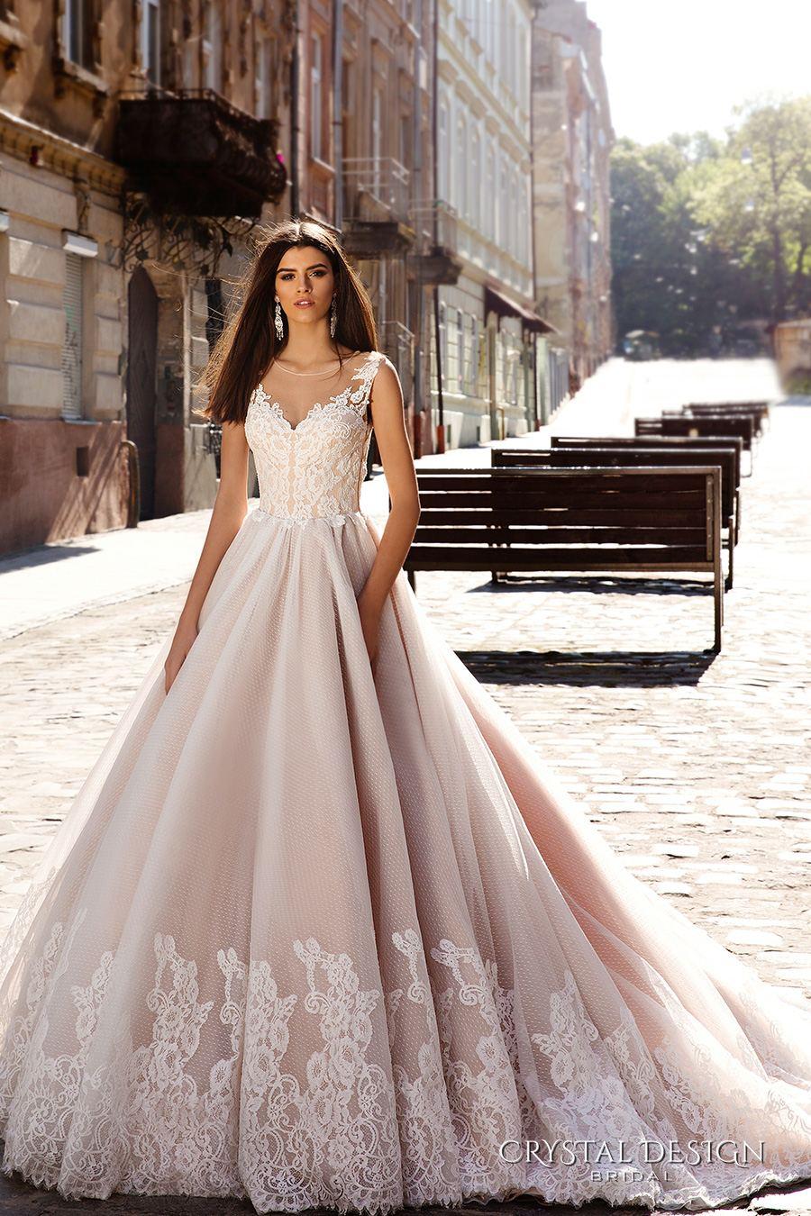 32 Gorgeous Wedding Dresses Ideas for 2019