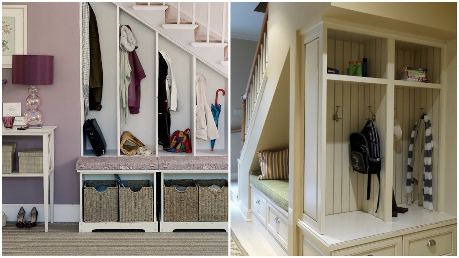under stair closet ideas above storage for stairs solutions target design