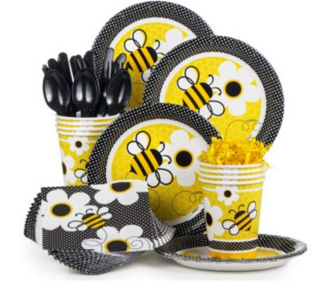 Bee party! Meraviglioso