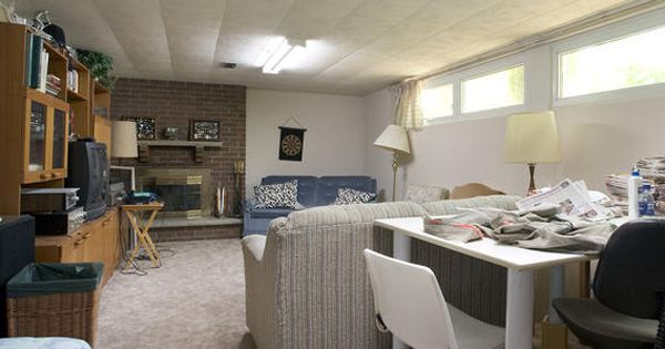 our finished basement basements ideas before after