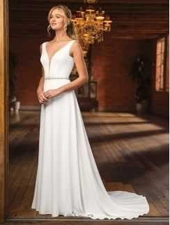 Jodress Lace Wedding Dress T801525385028