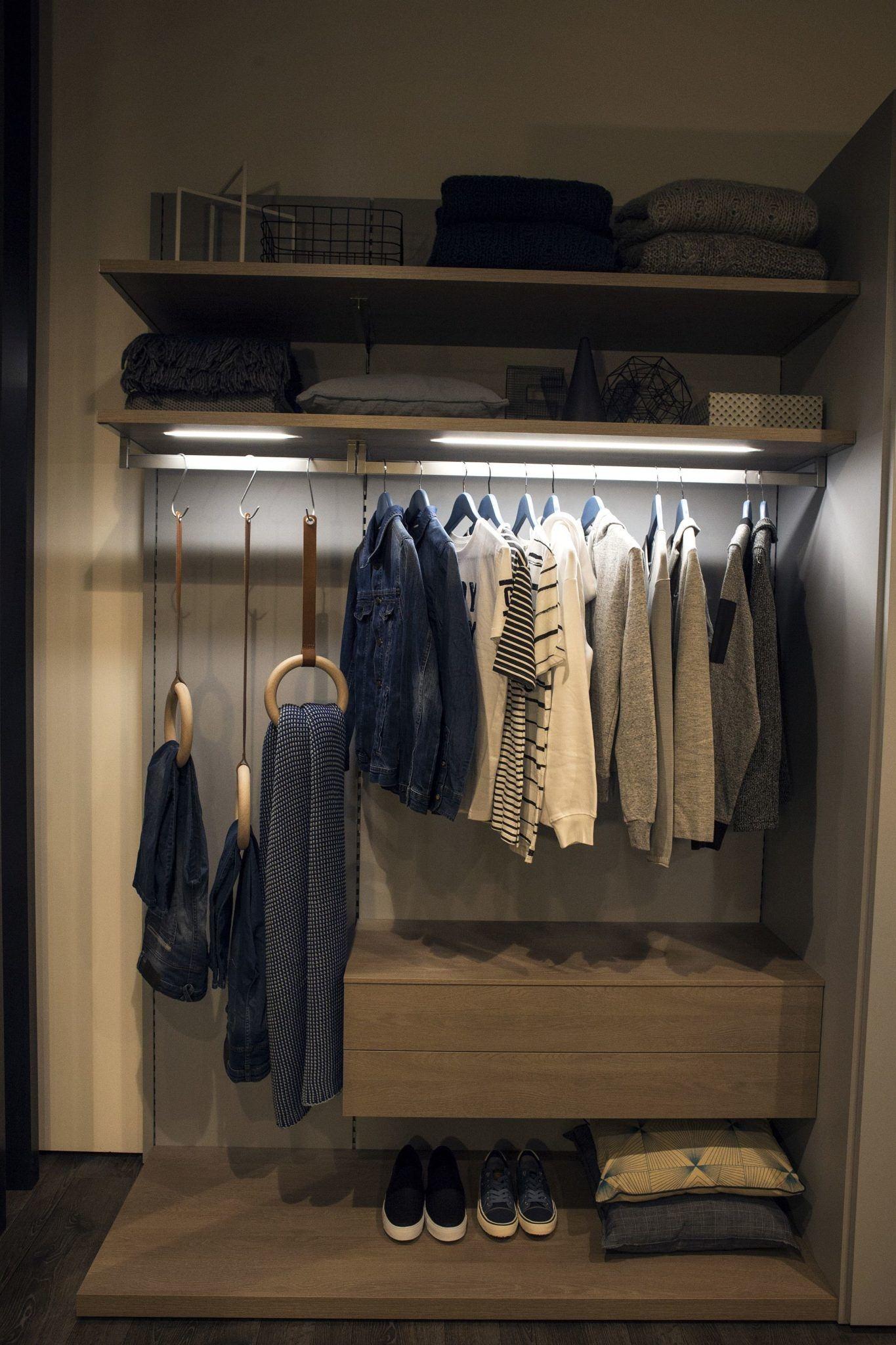 corner wardrobe closet ideas