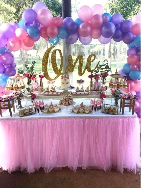 first birthday party decorations stylish
