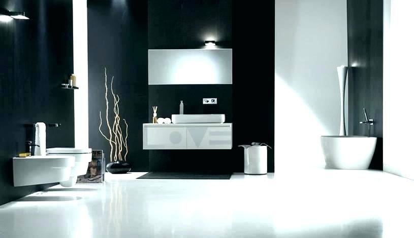 Since many among us strictly stay away from black, the idea of adding a black  vanity to the bathroom might feel a touch shocking to begin with
