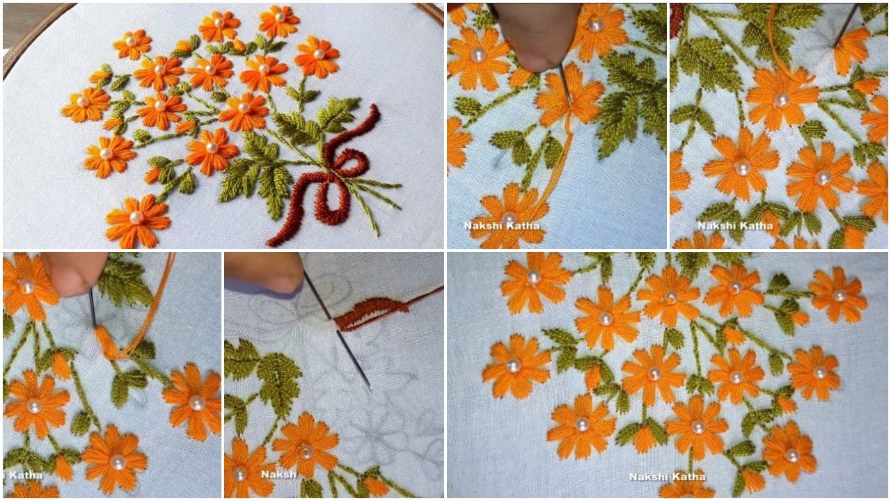 7 Success Tips For Hand Embroidery Stitches