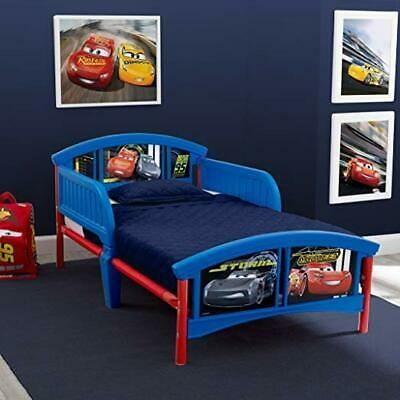 Cars Disney Lightning McQueen Toddler Bed with Storage Drawers | Wayfair