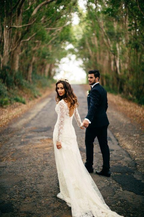 today i wanna talk about my dream wedding dresses