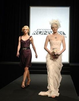 Austin Scarlet wedding dress