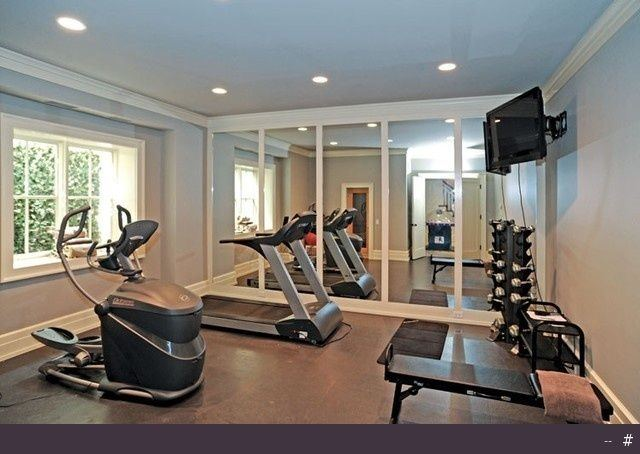 Home Gym Exercises, Gym