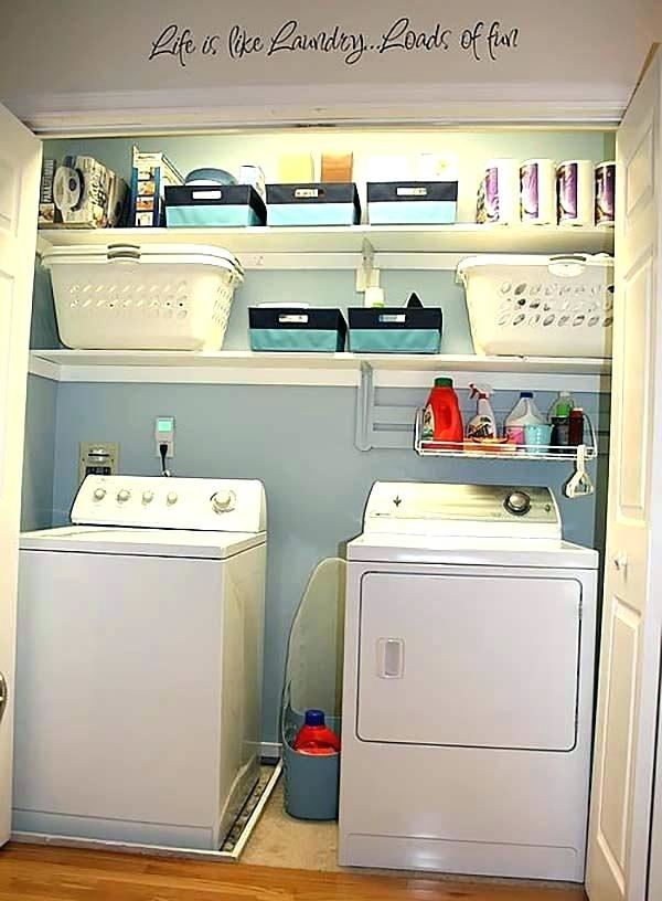 Clothes closet designs ideas small decorating walk in incredible makeovers  the happy