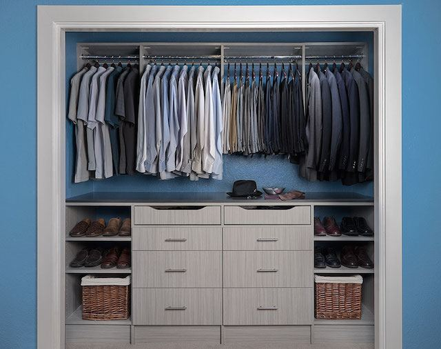 Your first concern about hiring a closet designer was likely cost, but a  professional can actually be a benefit to your budget