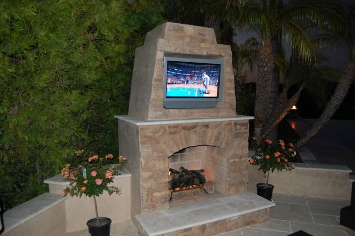 patio fireplace ideas areavantacom