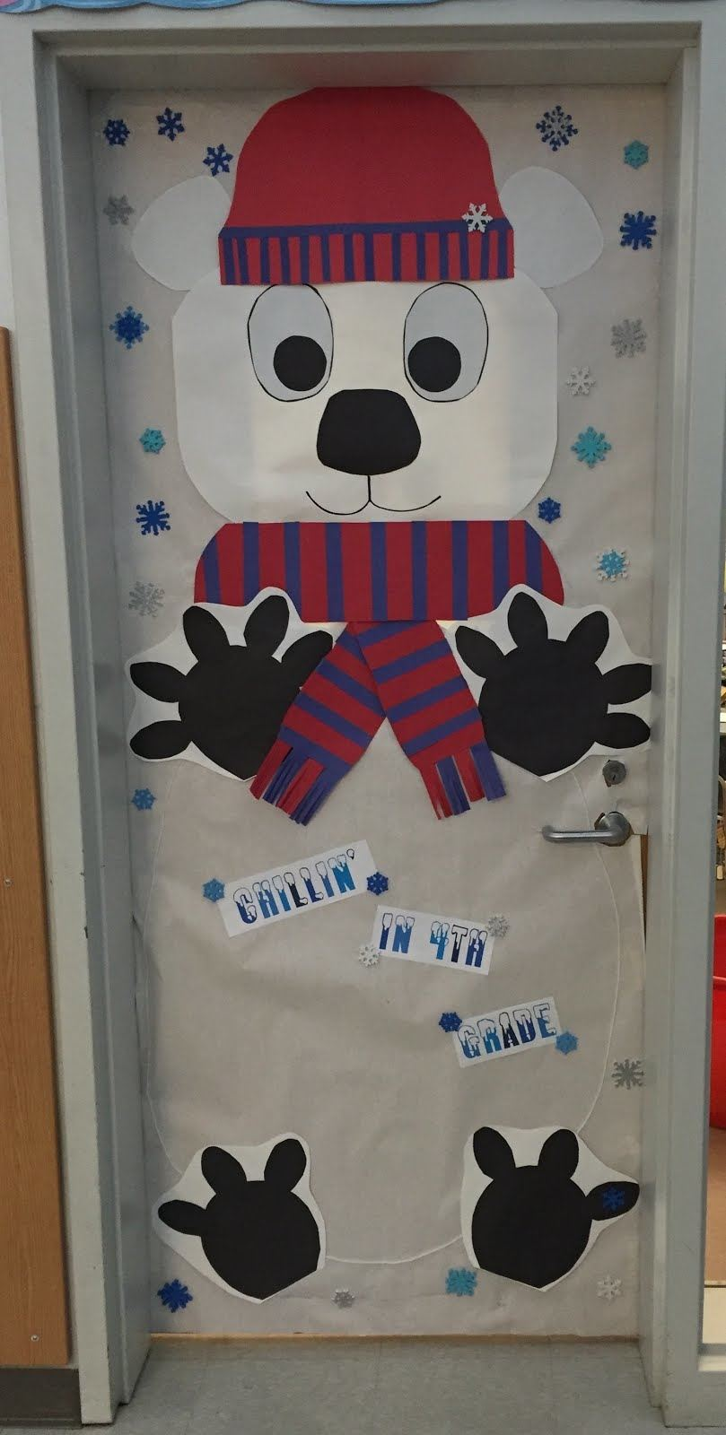 christmas classroom door decoration holiday decorating images